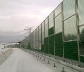 Autostrada A1 w okolic Piekar Śląskich