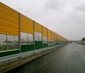 Autostrada A4 w okolicach Rzeszowa