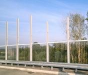 Prace w okolicy Tarnowa - autostrada A4